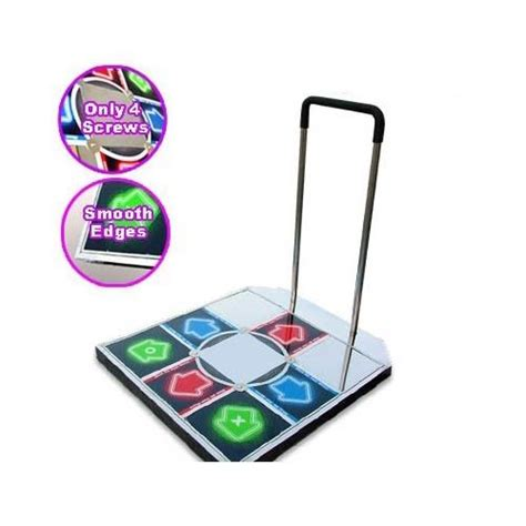 Ddr Mat Pc by Ddr Chion Arcade Metal Pad W Handle Bar For Ps