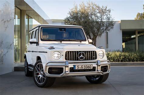 Nex Mercedes G63 2019 mercedes amg g63 look