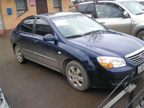2007 Kia Cerato 2007 Kia Cerato Pictures 1 6l Gasoline Ff Manual For Sale
