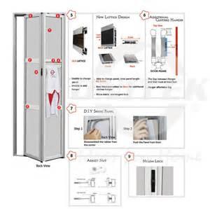 series bifold door bi fold door aluminium door