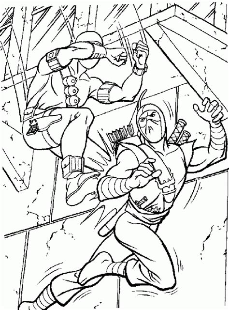 coloring page action man coloring pages 15