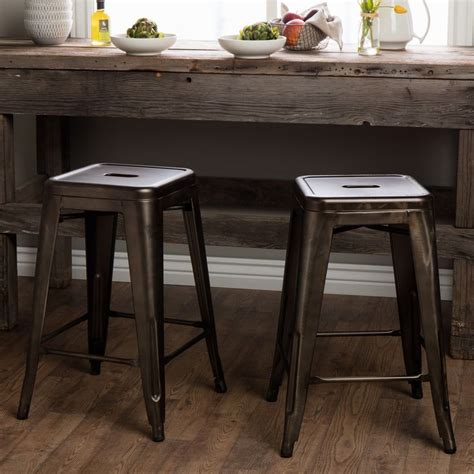 25 Inch Backless Counter Stools by Best 25 24 Inch Bar Stools Ideas On 24