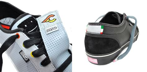 fixed gear bike shoes cinelli debuts dvs shoes collabo plus track 2014