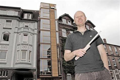 Schmalste Haus Deutschlands by In Kiel Entsteht Das Schmalste Wohnhaus Europas 80
