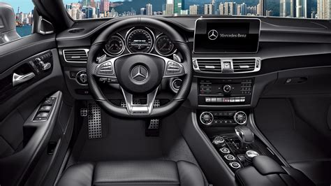 Mercedes Cls 63 Amg Interior by Mercedes Amg Cls 63 S Interior Image Gallery