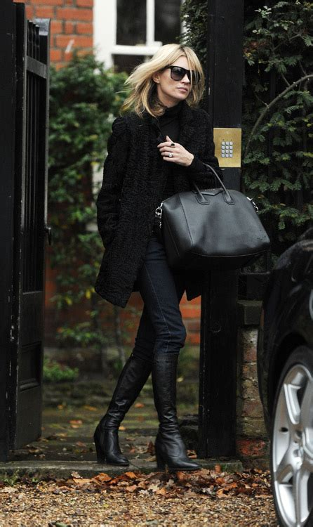 Name That Purse Kate Moss by Kate Moss Is The Givenchy Antigona Lover Purseblog