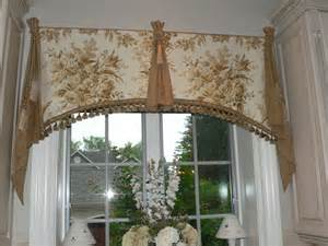 Curtains For Bay Windows In Kitchen by Custom Elegant Window Valance By Caty S Cribs Custommade Com