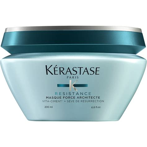 Paket Kerastase Shoo Masque Architecte k 246 p resistance 200ml k 233 rastase h 229 rinpackning fraktfritt nordicfeel