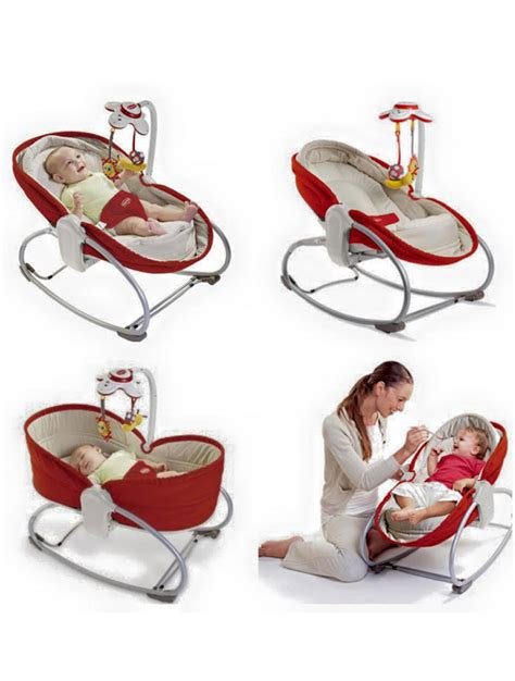 3 In 1 Baby Rocker by Tinylove 3 In 1 Rocker Napper Use From Newborn Mummys