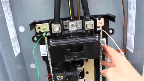 how to wire a load center diagram 33 wiring diagram