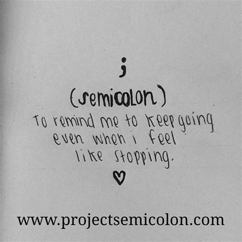 the meaning of a semicolon tattoo best 25 semicolon ideas on semi colon colon