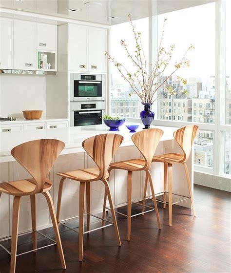 unique kitchen stools 22 unique kitchen bar stool design ideas 183 dwelling decor