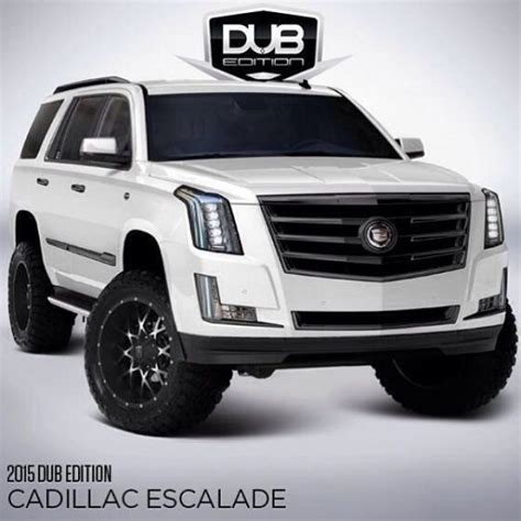 cadillac escalade 2017 lifted how about a lftdxlvld version of the new cadillac