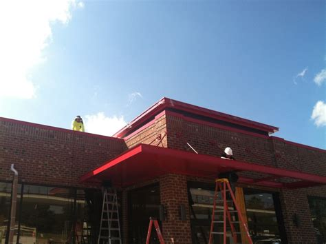 Olive Garden Goldsboro Nc by New Commercial Roofing Projects Etheridge Roofing
