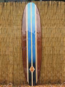 planche de surf en bois d 233 coration