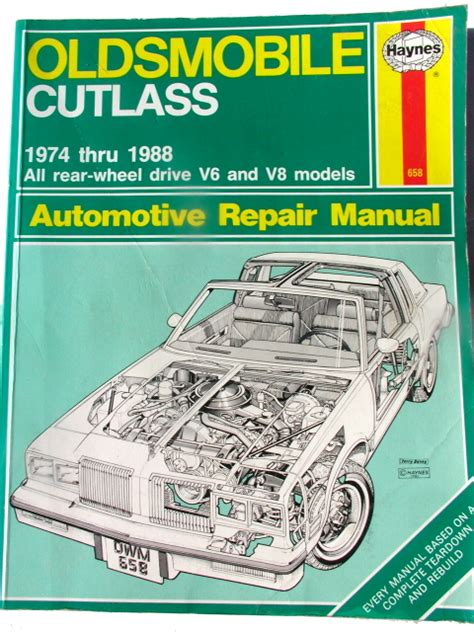 what is the best auto repair manual 1988 buick electra electronic throttle control haynes oldsmobile cutlass automotive repair manual