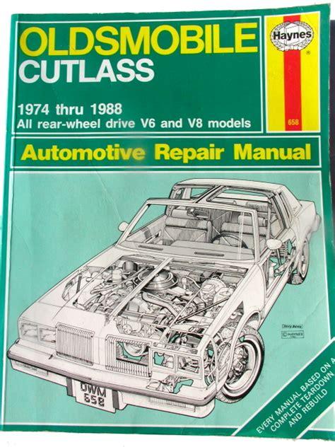 what is the best auto repair manual 1974 pontiac gto engine control haynes oldsmobile cutlass automotive repair manual