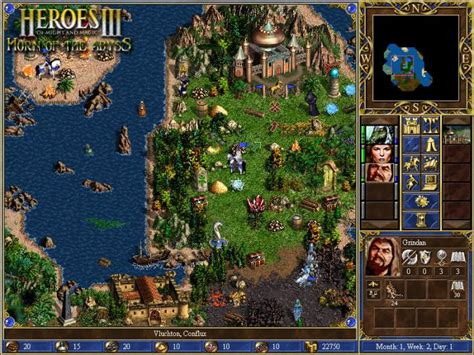 heroes 3 africa map heroes of might and magic 3 the restoration of erathia