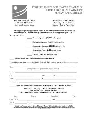 Kets Spon N Hitammerah auction cabaret registration form by s light issuu