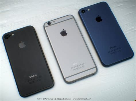 the iphone 7 might come in five colors business insider