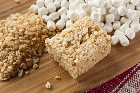 Crunchy Rice Crispy 15 rice krispies treat recipes that are even better than the original