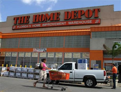 home depot and veterans discount home improvement