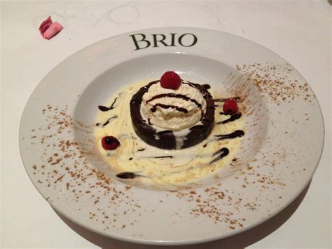 brio ridge hill dinner at brio tuscan grille at ridge hill in yonkers