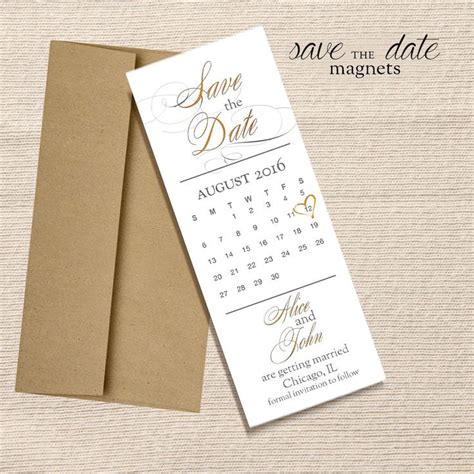 Wedding Invitations Magnet by Inspirational Magnet Wedding Invitations