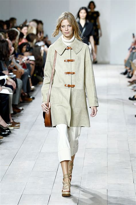 show spring 2015 fashion and hair trends for 65 year old women michael kors women s fashion show fall winter 2014 2015 on