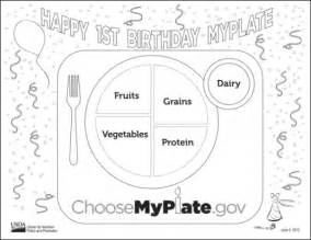 my plate coloring page 12 best images of choose myplate worksheet my food plate