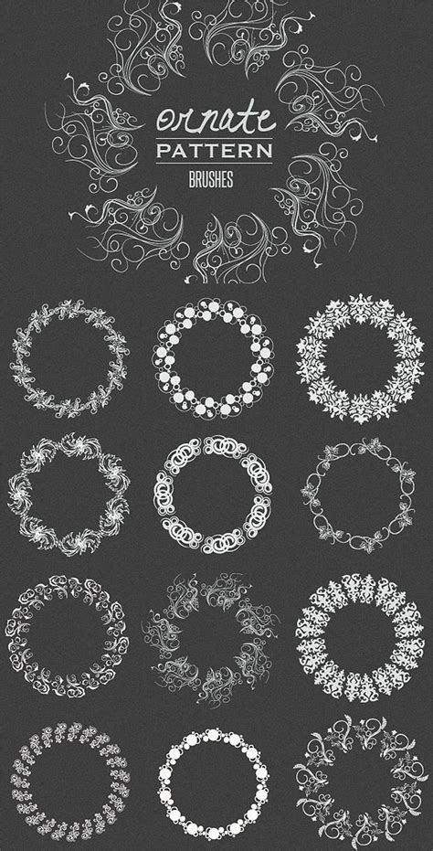 illustrator pattern brush fill 25 adobe illustrator brush sets you can download for free
