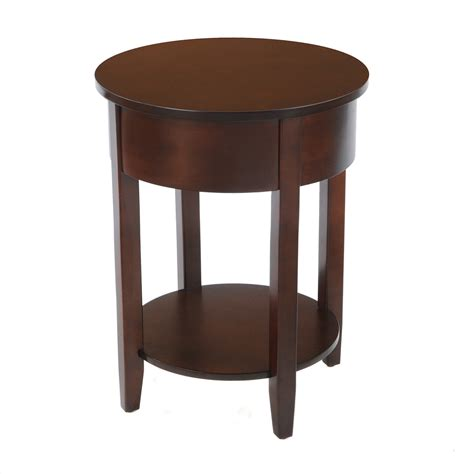 modern round end table collection in modern accent table bay shore collection round side table with round accent