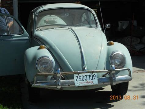 buy  early  volkswagen beetle  killeen texas united states
