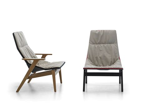 Armchair Wood by Ace Wood Armchair With Armrests By Viccarbe Design Jean