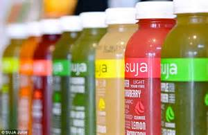 How $12 a bottle juices have become the new 'status symbol'   Daily Mail Online