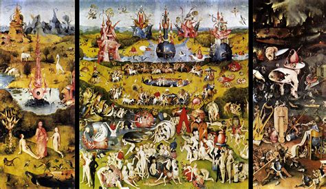 libro hieronymus bosch garden of quot stressing out quot east side patch