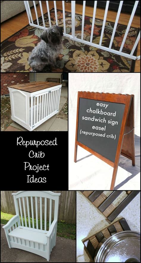 Repurpose Baby Crib 1000 Ideas About Crib Bench On Cribs