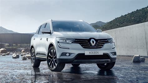renault koleos 2017 7 seater 2017 renault koleos development as 7 seater
