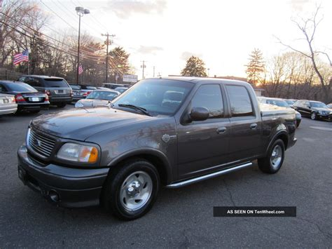 2002 ford f150 motor 2002 ford f150 harley davidson edition specs