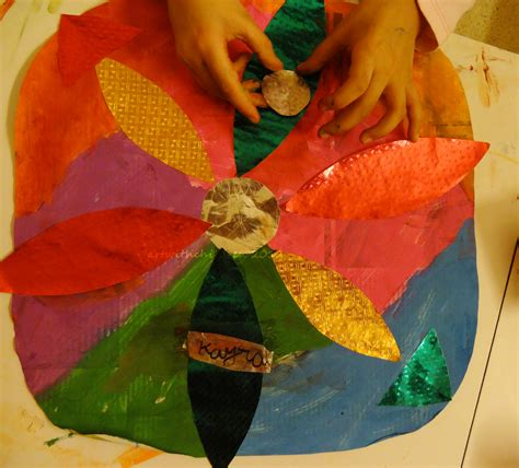 How To Make Paper Cutting Rangoli - rangoli made on newspaper