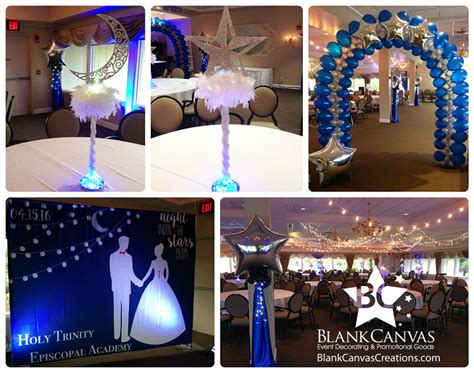 quinceanera themes under the stars melbourne fl event decorating blog night under the