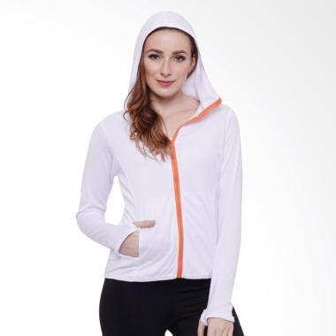 Jaket Wanita Putih Polos nyari blibli
