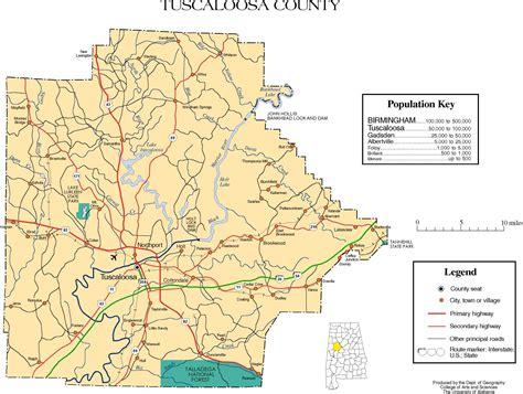 Tuscaloosa Records Tuscaloosa County Alabama