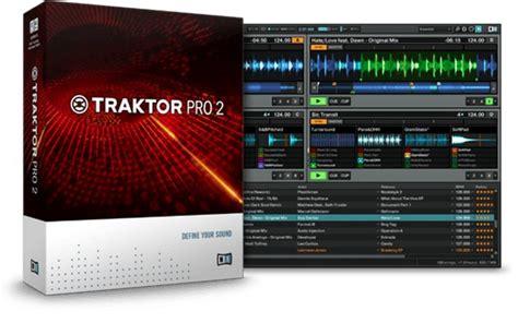 traktor pro dj software free download full version traktor pro 2 10 update is now available