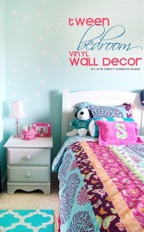 tween wall decor tween bedroom wall decor ideas using vinyl so