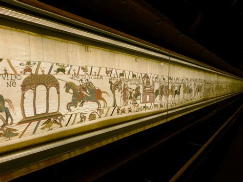 Bayeux Tapisserie by Tapisserie De Bayeux