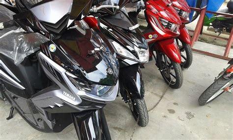 Alarm Motor Di Makassar harga yamaha mio m3 di makassar beserta simulasi kreditnya roda 2 makassar