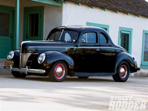 Ford Deluxe by 1940 Ford Deluxe Antique Car Magazine