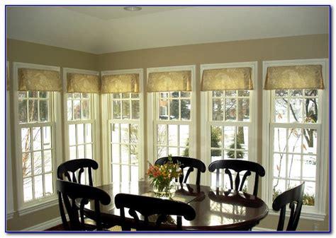 Dining Room Window Ideas Bay Window Curtain Ideas For Dining Room Curtain Home Decorating Ideas Vpyxxggyez
