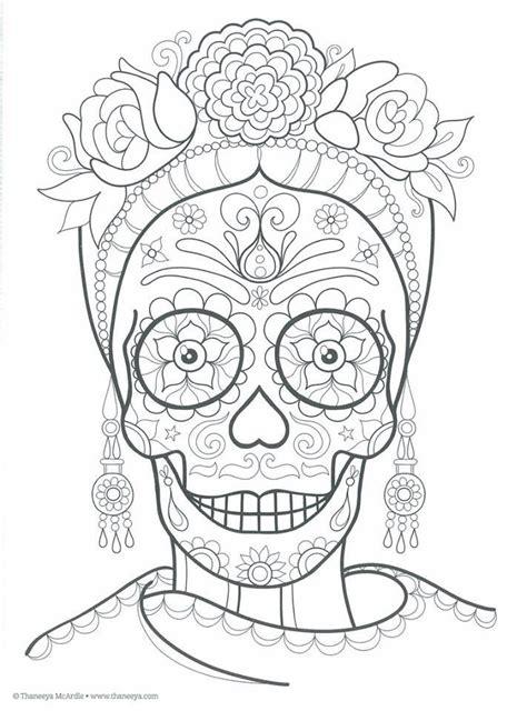 imagenes para colorear ofrendas dia muertos dibujos para colorear el d 237 a de los muertos 53